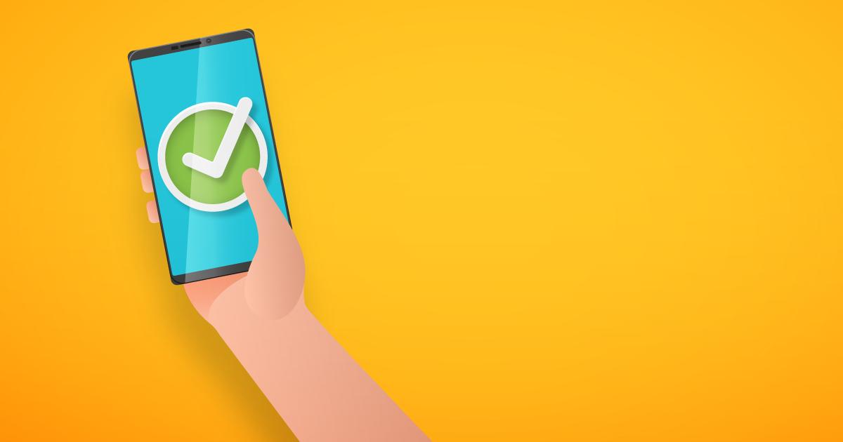 checklist perfil de redes sociales